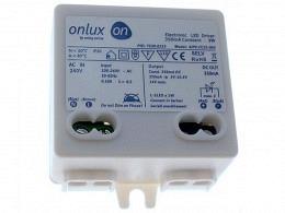 LED Power Supply 3W 350mA - Constant Current / Konstantstromquelle