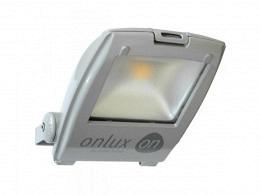 LED Floodlight : onlux FaroLux 30 - 230V - IP54 - Warmwhite Light